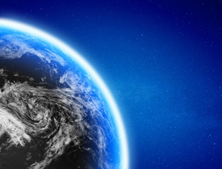 Planet Earth world