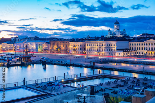 Fototapeta Helsinki