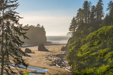 Ruby Beach, Olympic National P...