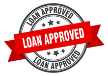 Loan Approved Label. Loan Appr...