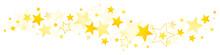 Bordüre Grafische Goldene Ste...