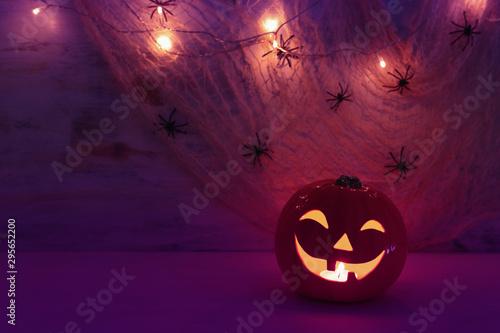 Fototapeta  holidays halloween concept image