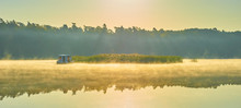"Houseboating On River ""Havel"" ..."