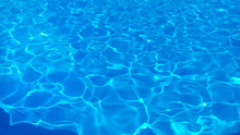 Transparent Blue Pool Texture