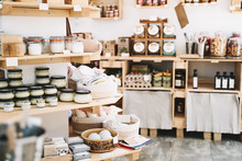 Zero Waste Shop Interior Detai...