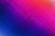 Leinwanddruck Bild - Pattern geometric lines abstract gradient, modern digital.