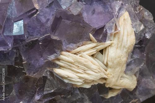 Photo Fluorite e barite