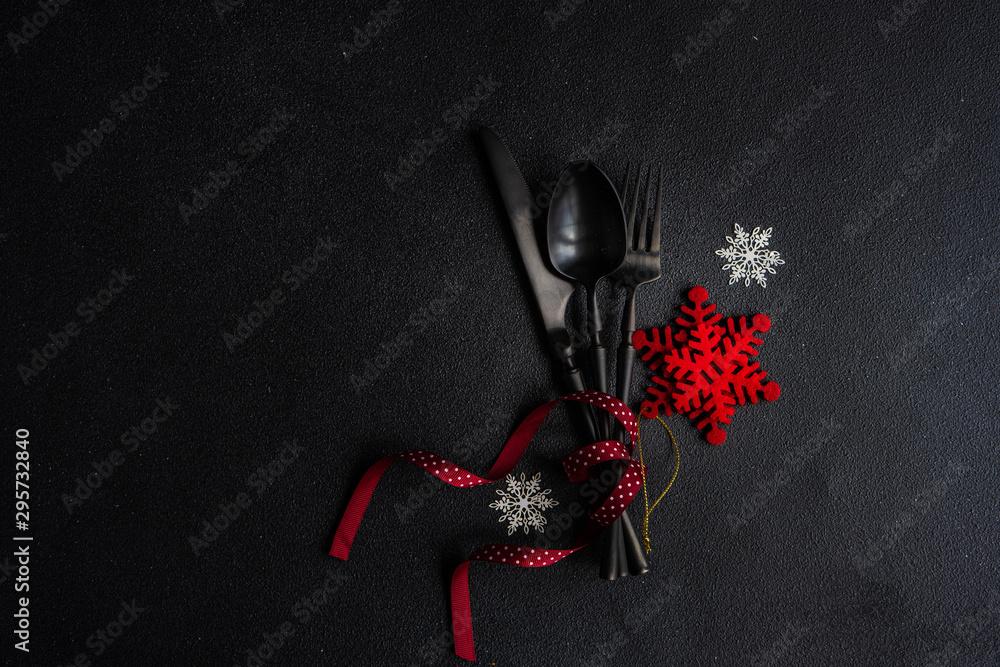 Fototapety, obrazy: Christmas card concept