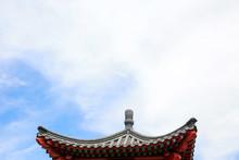 Chinglish Pavilion Roof