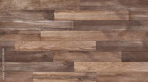 Obraz Seamless wood texture, hardwood floor texture - fototapety do salonu