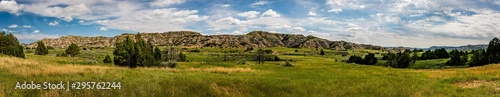Theodore Roosevelt National Park North Unit Wallpaper Mural