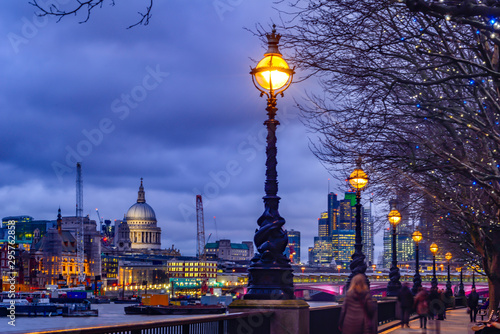 Photo  london cathedral st paul's .