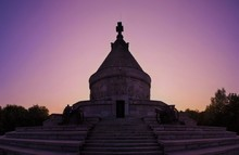 The Mausoleum Of The Heroes Of World War I From Marasesti