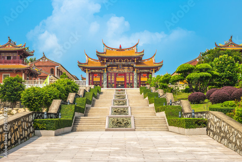 Fotomural  A-Ma Cultural Village at Macau, China
