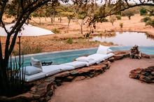 Swimming Pool And African Safa...