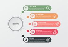 5 Point Diagram Option Element...