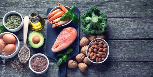 Pinturas sobre lienzo  Food sources of omega 3