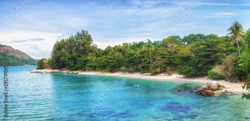 Photo Panorama of Koh Lipe Sunset Beach
