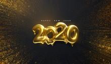 Happy New 2020 Year. Holiday V...