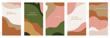Vector Set Of Abstract Creativ...