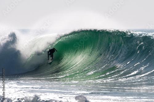Foto olas landes hossegor france surf tubos barrel