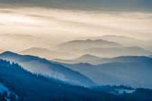 The Carpathians Rarau Mountain...