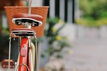Detail Bicycle Background, Par...