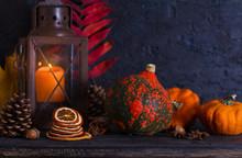 Autumn Thanksgiving Decoration...