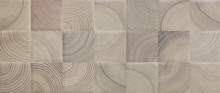 Kitchen Tile For Floors, Vintage Mosaic Wood Pattern
