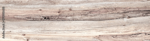 Obraz Aged and distressed natural beige wood texture background - fototapety do salonu