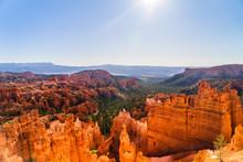 Beautiful Bryce Canyon In Utah USA