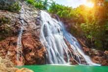 Na Muang 1 Waterfall, Koh Samu...