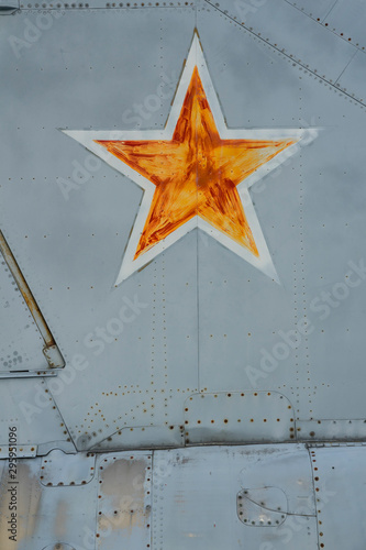 Russian airforce sign. Wallpaper Mural
