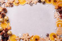 Christmas Composition, New Yea...