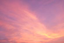 Dramatic Cloudscape Twilight I...