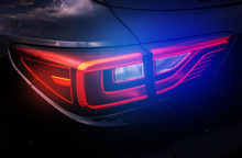 Car Taillight, Led Light System Technology