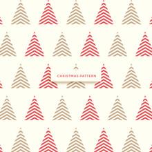 Christmas Pattern, Winter Background