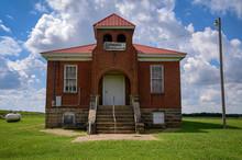 Abandoned School Building
