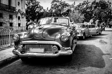 Cabrio Oldtimer in Havanna ...