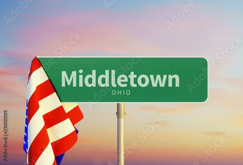 Middletown – Ohio Canvas Print