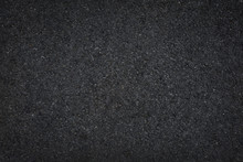 Black Asphalt Floor Or Road Te...