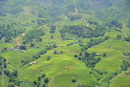 Fototapeta Travel in Vietnam obraz na płótnie