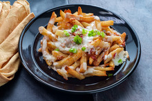 Loaded Bacon Ranch Fries