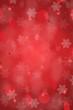 Leinwandbild Motiv Christmas background backgrounds card copyspace portrait format copy space red wallpaper pattern