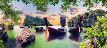 Scenic Phuket Landscape.Seasca...