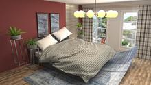 Zero Gravity Bed Hovering In B...
