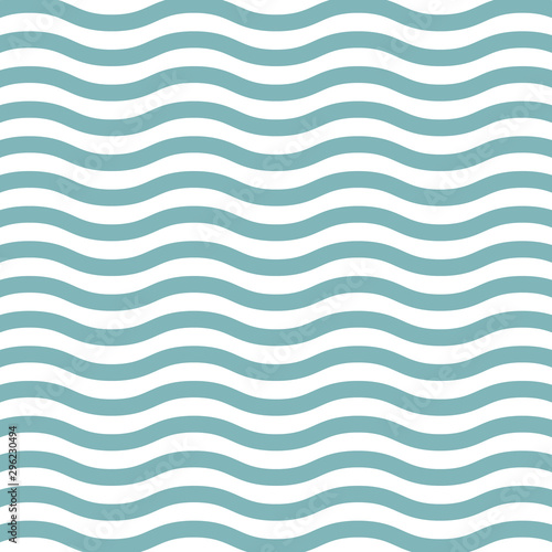 Wave lines pattern background