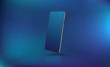 Mobile Phone Mockup For UI,UX,...