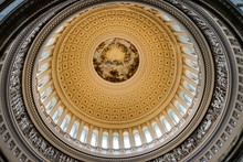 US Capitol Dome Rotunda Apothe...