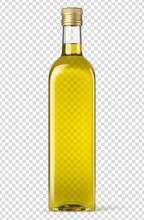Bouteille D'huile D'olive Vectorielle 2